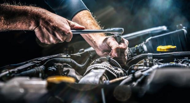 réparation moteur voiture